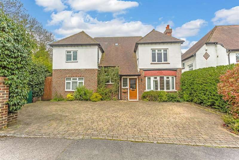 4 Bedrooms Detached House for sale in Furzedown Road, Sutton