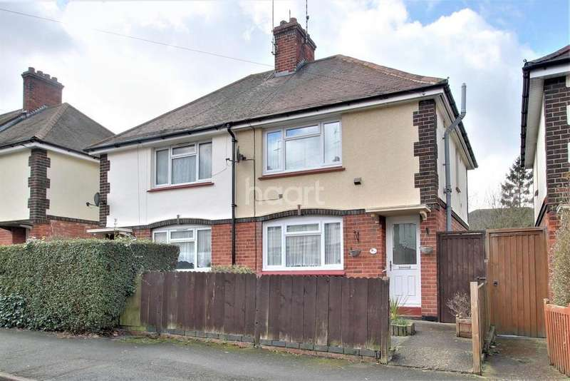 2 Bedrooms Semi Detached House for sale in Chester Road, Rushden
