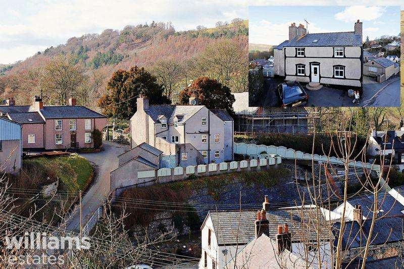 6 Bedrooms Unique Property for sale in Church Street, Llanfairtalhaiarn
