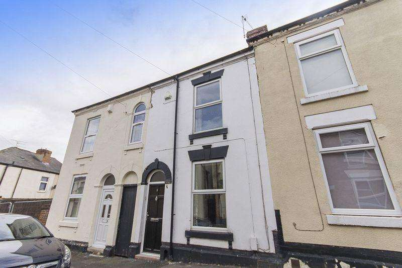 2 Bedrooms Terraced House for sale in Bedford Street, Derby