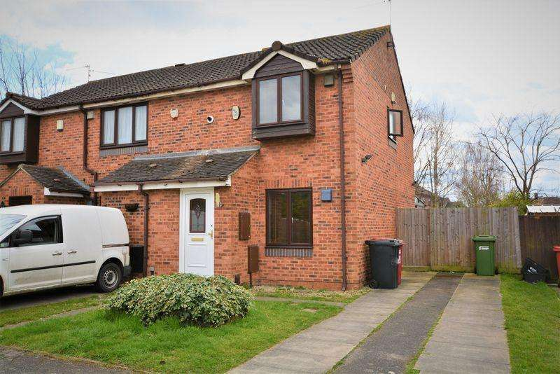 2 Bedrooms Terraced House for sale in Pearl Gardens, Slough