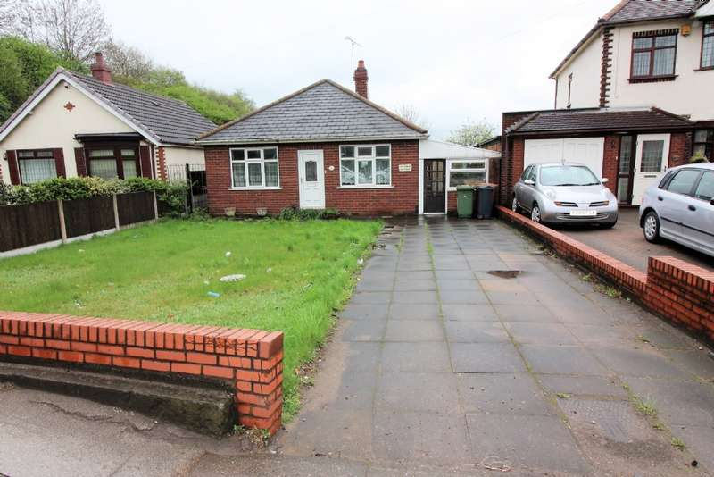 3 Bedrooms Detached Bungalow for sale in Clarkes Lane, Willenhall