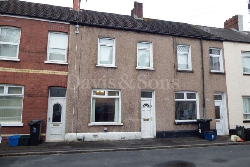 3 Bedrooms Terraced House for sale in Lilleshall Street, Newport, Gwent . NP19 0FB