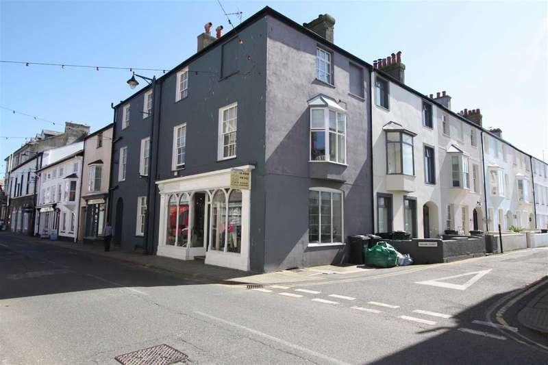 4 Bedrooms Commercial Property for sale in La Tienda, 31 Castle Street, Beaumaris