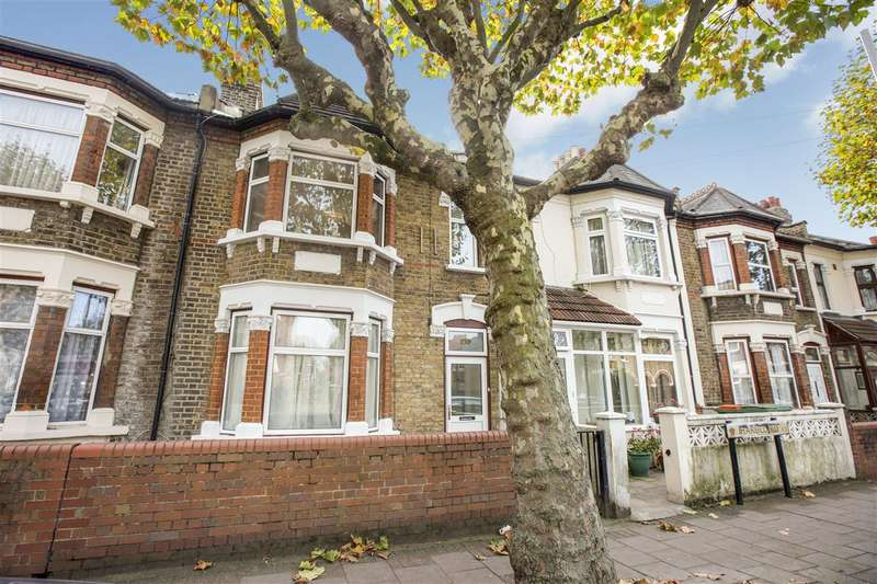 3 Bedrooms Terraced House for sale in Harold Road, Upton Park, E13