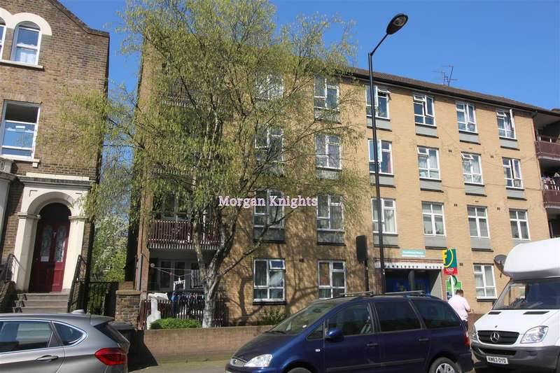 3 Bedrooms Apartment Flat for sale in Cricketfield Road, Hackney, E5