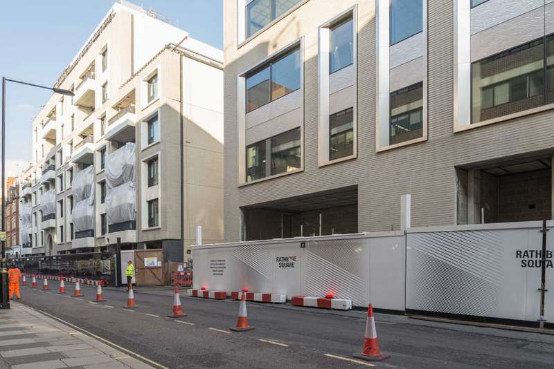 3 Bedrooms Apartment Flat for sale in Rathbone Square, Evelyn Yard, Fitzrovia, London, W1T