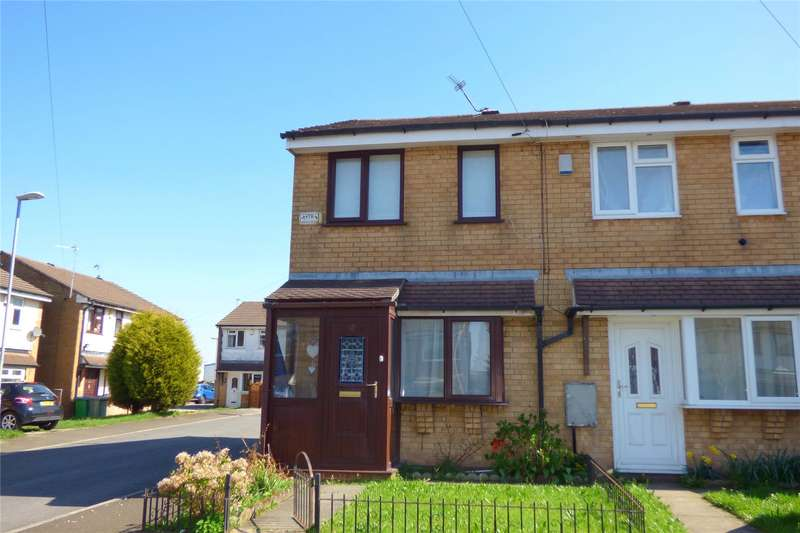 2 Bedrooms End Of Terrace House for sale in Lock Close, Heywood, Greater Manchester, OL10
