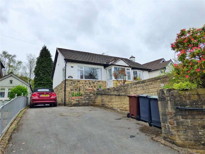 2 Bedrooms Detached Bungalow for sale in Hall Meadow Road, Glossop, SK13