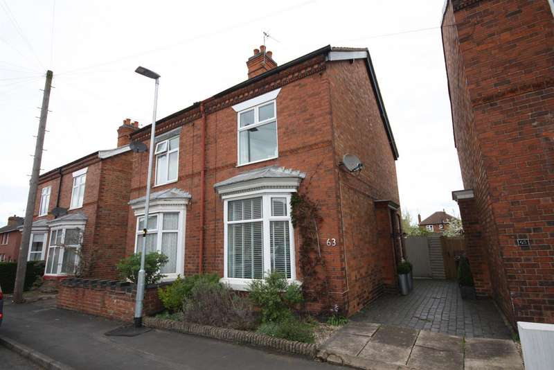 2 Bedrooms Detached House for sale in Sandford Road, Syston, Leicester