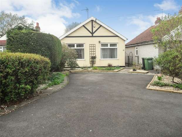 2 Bedrooms Detached Bungalow for sale in Acacia Road, Bristol, Gloucestershire