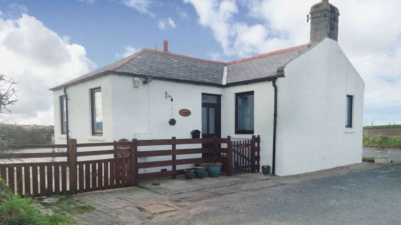 2 Bedrooms Cottage House for sale in Aberdour House, New Aberdour, Fraserburgh, Aberdeenshire, AB43 7LL