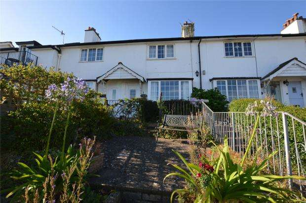 2 Bedrooms Terraced House for sale in The Homeyards, Shaldon, Devon