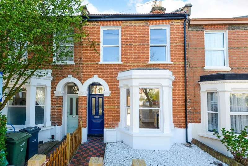 4 Bedrooms House for sale in Cambria Road, Camberwell, SE5