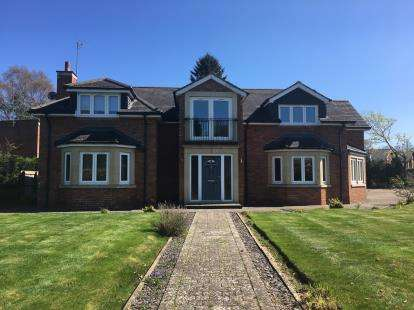 Detached House for sale in Middle Drive, Darras Hall, Ponteland, Newcastle, NE20