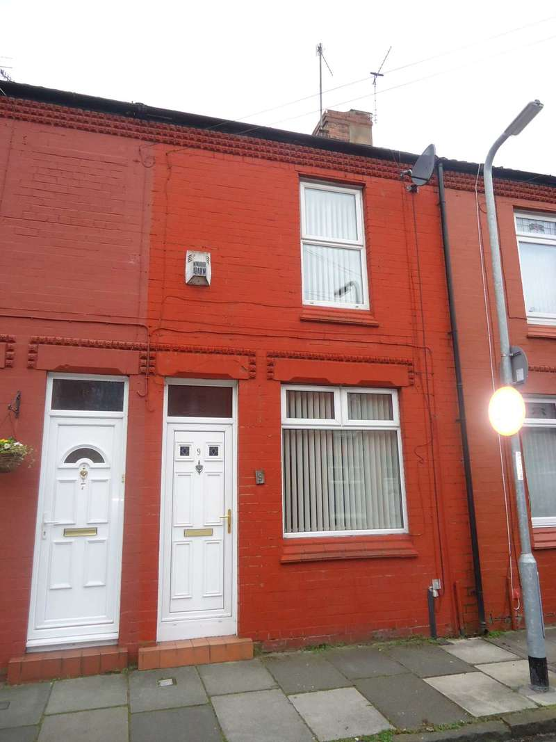 2 Bedrooms House for sale in Ivy Avenue, Cressington