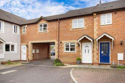 2 Bedrooms Terraced House for sale in The Bluebells, Bradley Stoke, Bristol, Gloucestershire