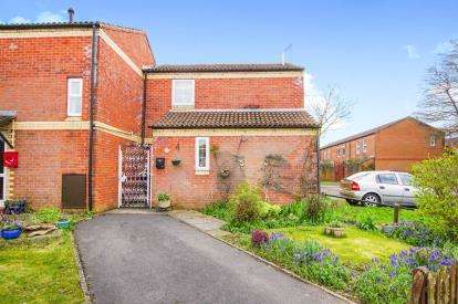 3 Bedrooms End Of Terrace House for sale in Comb Paddock, Henleaze, Bristol