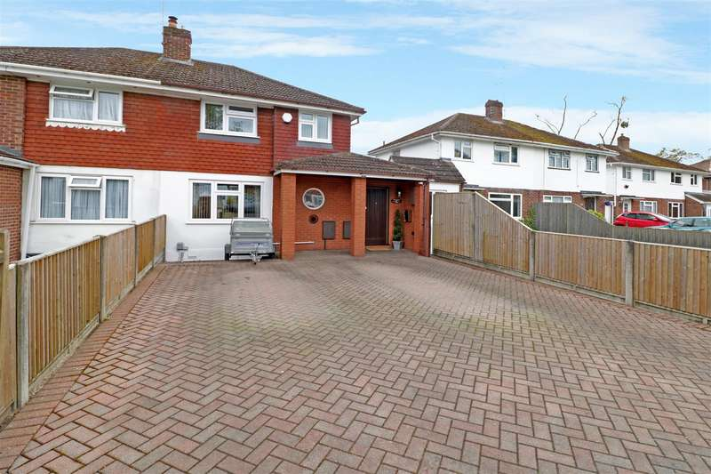 3 Bedrooms Semi Detached House for sale in Brunel Road, Reading