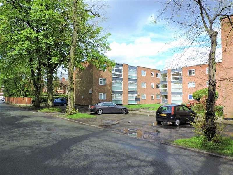 1 Bedroom Flat for sale in Rushford Court, Rushford Avenue, Manchester