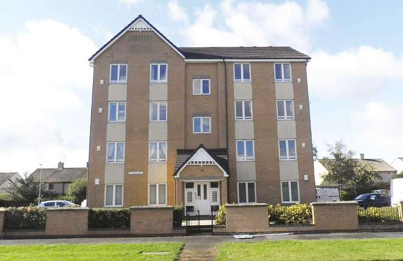 2 Bedrooms Apartment Flat for sale in Attlee House, 2 Ned Lane, Bradford, West Yorkshire, BD4 0EH