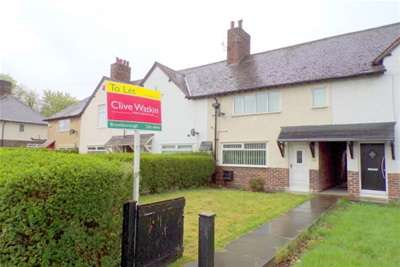 2 Bedrooms Terraced House for rent in New Chester Road, Bromborough