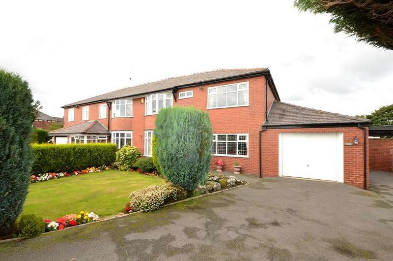 4 Bedrooms Semi Detached House for sale in Bolton Road, Westhoughton BL5