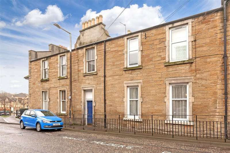 2 Bedrooms Flat for sale in 15/3 Brunswick Road, Edinburgh, EH7
