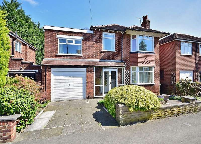 4 Bedrooms Detached House for sale in Wensley Road, Cheadle