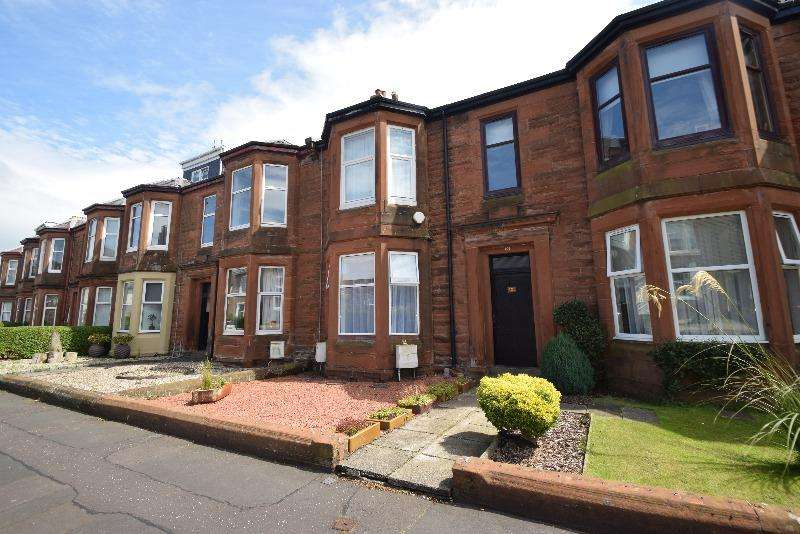 1 Bedroom Flat for rent in Welbeck Crescent, Troon, South Ayrshire, KA10 6AR