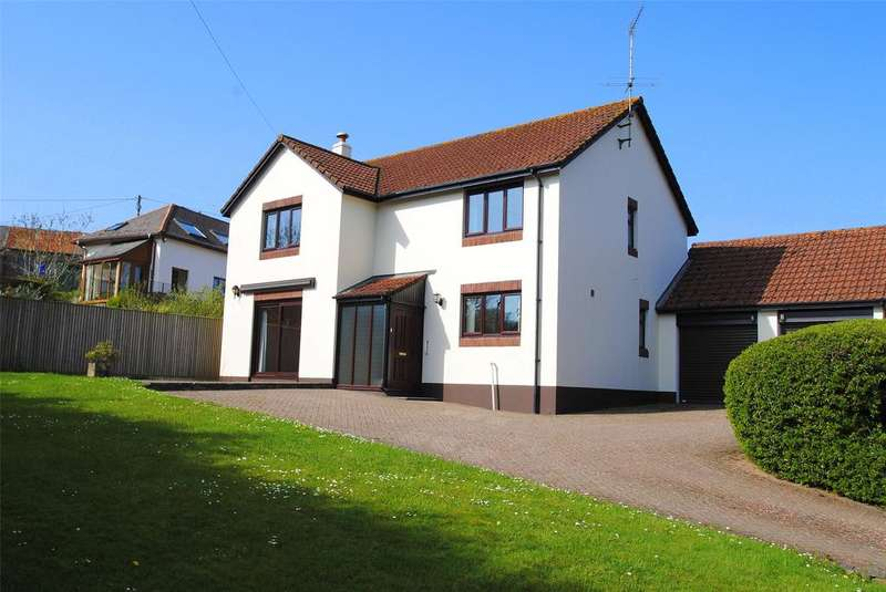 4 Bedrooms Detached House for sale in Highfield, West Down