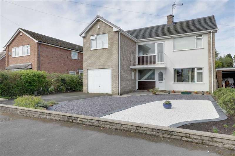 4 Bedrooms Detached House for sale in Roman Way, Sandbach