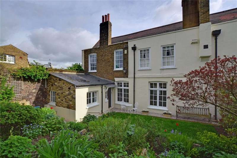 3 Bedrooms House for sale in Crooms Hill, London, SE10
