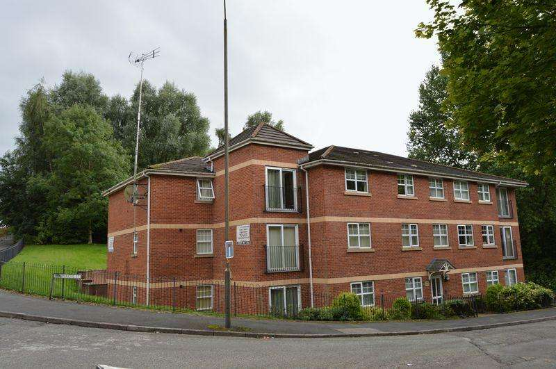 1 Bedroom Apartment Flat for sale in Wilson Brook Court, Commercial Street, Hyde