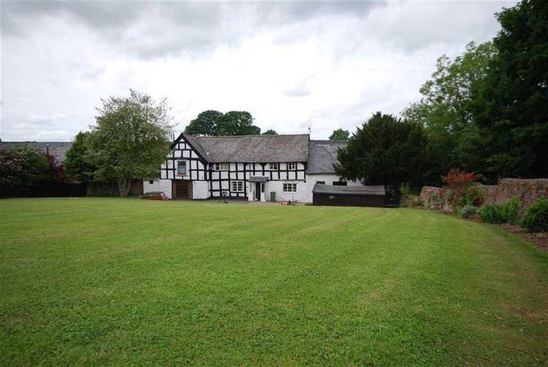 4 Bedrooms Detached House for sale in Herefordshire