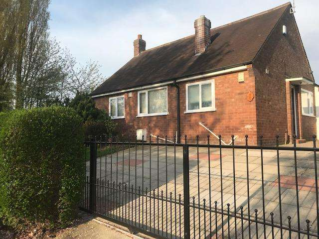3 Bedrooms Detached Bungalow for sale in Firbank Road, Manchester, M23