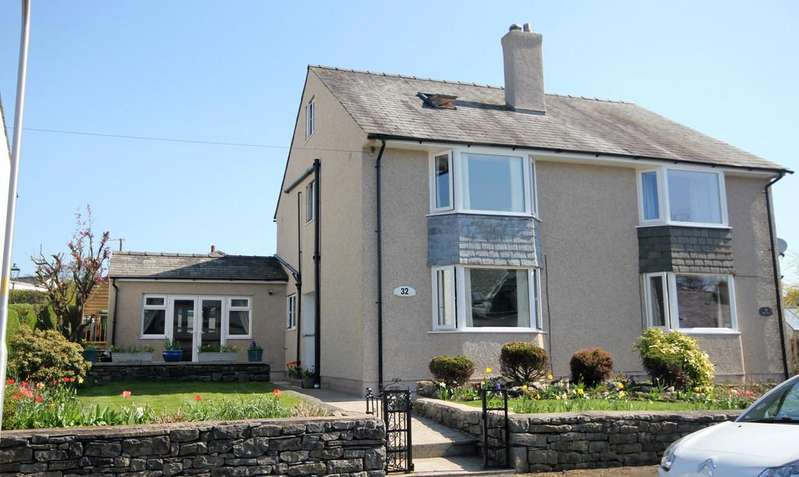 3 Bedrooms Semi Detached House for sale in Heron Hill, Kendal