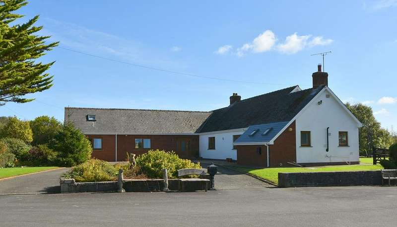 10 Bedrooms Country House Character Property for sale in Johnston SA62 3PF, PEMBROKESHIRE, Haverfordwest SA62