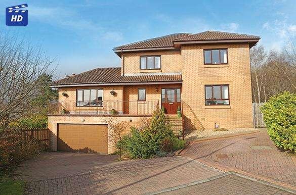 4 Bedrooms Detached Villa House for sale in 6 Henderland Drive, Bearsden, G61 1JJ