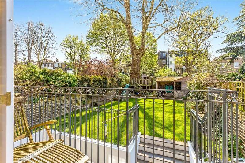 5 Bedrooms Semi Detached House for sale in Werter Road, London, SW15