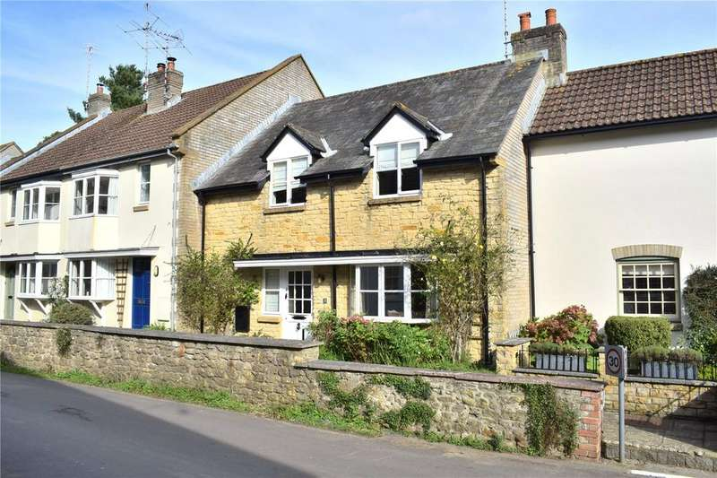 3 Bedrooms Terraced House for sale in Chantry Walk, Chantry Street, Netherbury, Bridport
