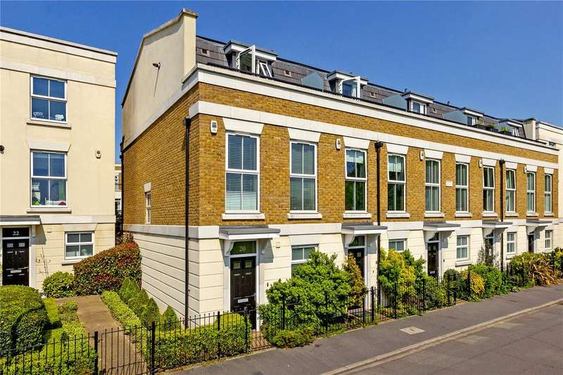 3 Bedrooms Terraced House for sale in Williams Lane, Mortlake, London, SW14