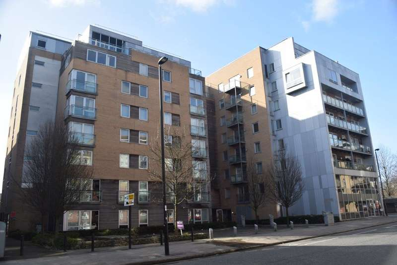 2 Bedrooms Apartment Flat for sale in Telephone House, 70 High Street, Southampton