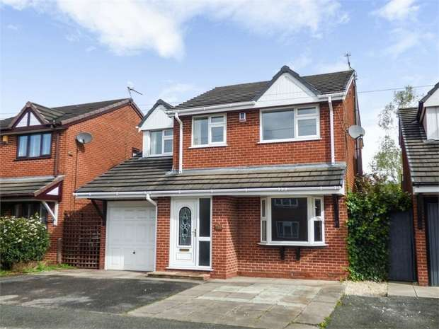 4 Bedrooms Detached House for sale in Elton Road, Sandbach, Cheshire