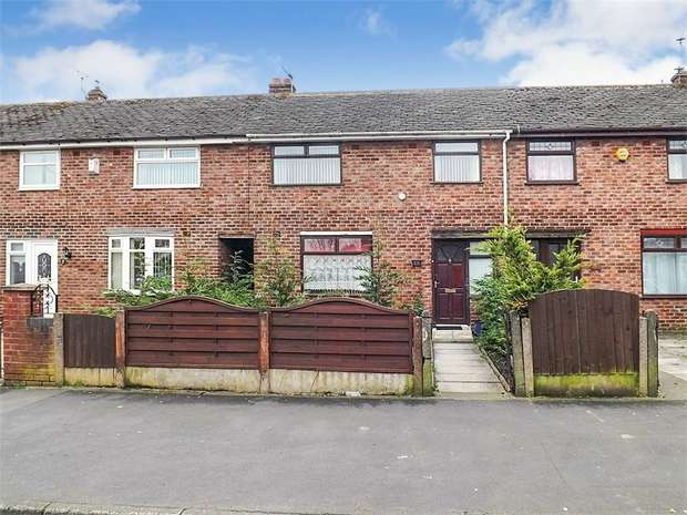 3 Bedrooms Terraced House for sale in Cheviot Avenue, St Helens, Merseyside