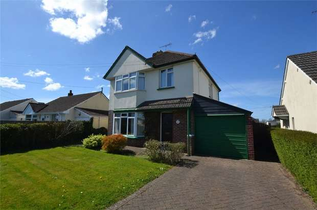 3 Bedrooms Detached House for sale in Barnstaple, Devon