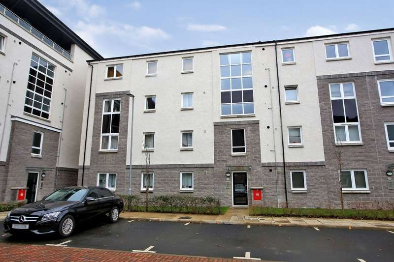 2 Bedrooms Flat for sale in Froghall Terrace, Aberdeen, Aberdeenshire, AB24 3PG