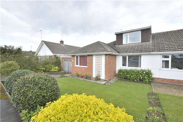 4 Bedrooms Semi Detached House for sale in Wellbrook Road, Bishops Cleeve, GL52