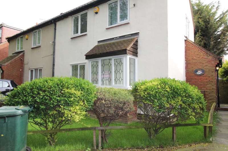 3 Bedrooms Semi Detached House for sale in Osprey Close, E6 5TP