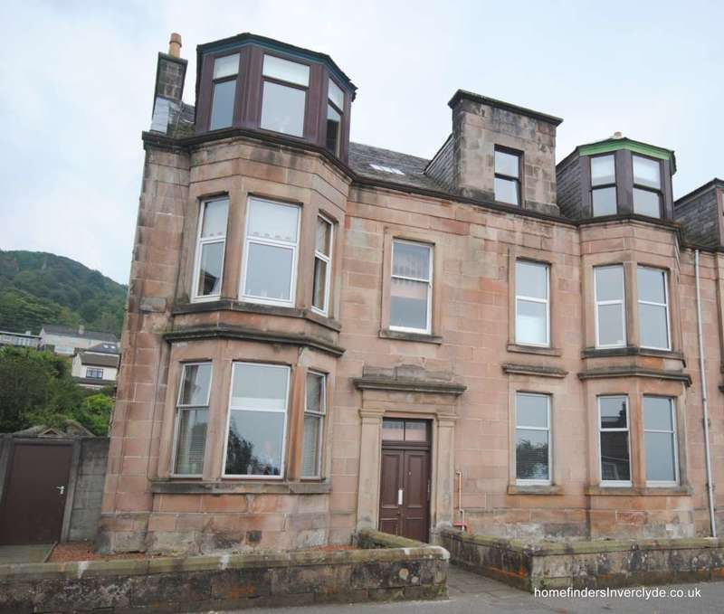 2 Bedrooms Apartment Flat for rent in Newark St, Greenock **Available 27th May 2018**